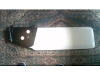 dinghy rudder and stock