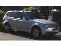 BMW X3 3.0sd Diesel Auto M Sport