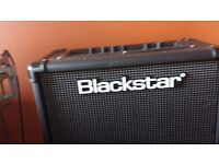 BLACKSTAR ID CORE 20 with Footpedal