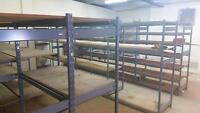 Metal shelving for sale cheap