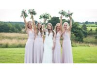 4 bridesmaids dresses pink from coast size 8 10 12