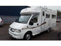 2005 Autocruise Star Spirit Motorhome One Owner