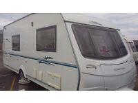 Coachman vip 520/4 berth touring caravan