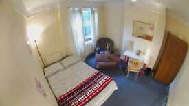 NICE AND CHEAP DOUBLE ROOM FOR SINGLE USE