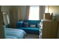 Spacious 2-bed flat in Bedminster, to exchange for property with garden