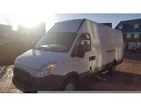 IVECO DAILY 2012 XLWB HIGH ROOF FSH