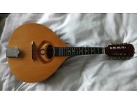 Ozark mandolin, A-style with flat back