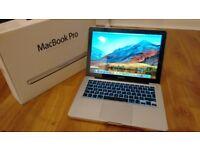 Apple MacBook Pro 13-Inch 2010 macOS High Sierra