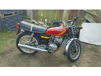 Yamaha rxs 100cc 2 stroke, 400 no offers need gone