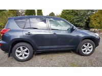 Great condition 5 door 4x4 RAV 4, MOT till Sept 2017 extras; tow bar, winter tyres, Garmin