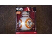 BNIB Official Disney Star Wars BB-8 3D Deco Light