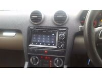 Audi A3 Car Multimedia Player for 2003 to 2013 make. 6 months old, like Samgsung Tab 4
