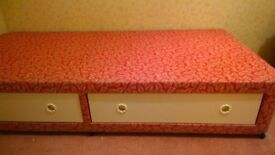 Single Bed Bedstead, mattress available free