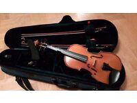 Stentor 1/2 violin