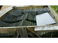 Roofing slate 30 x 50 whole crate unused