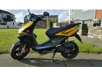 TGB R50X 50cc 2 Stroke Scooter Moped 2014