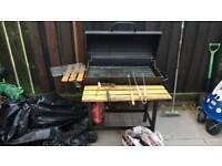 Barrel barbecue