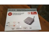 Belkin WiFi Network Extender