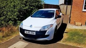 Renault Megane RS 250 Cup in Gleaming White, 2011/60
