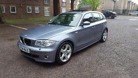 BMW 120 PETROL AUTO SPORT £2,600