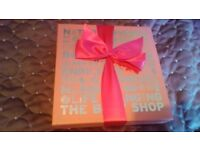 Brand new in box , Body shop (British Rose festive picks) gift set