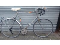 Vintage Peugeot racer bike for sale