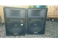 Yamaha S 115 ivn Speakers
