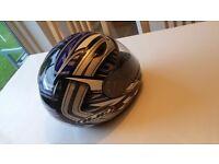 Motorbike helmet (hjc)