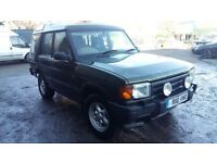 breaking green land rover discovery 300 tdi manual lwb parts spares