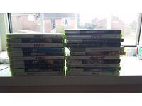 xbox 360 elite plus games for sale
