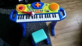 Children keyboard mix Master