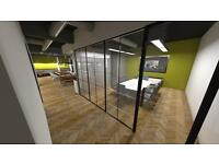 OLD STREET Office Space To Let - EC1V Flexible Terms | 2-78 People