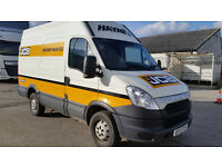 2013 IVECO DAILY 35S11 SWB - LOW MILEAGE,SERVICED,ONE OWNER,IMMACULATE CONDITION,NO VAT
