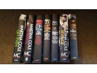Martina Cole Novels - 7 Books, Various Titles