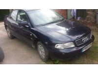 Audi A4 1996 - best for parts or repair!!