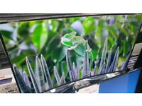 Samsung 49inch Full 4K UHD ultra HDR premium Ultra Slim Curved Full Smart TV