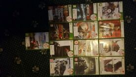 13 games for xbox 360