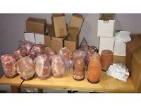 Salt lamp brand new in the box or sale them job lot £300 it a bargain