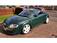 2003 Audi TT 225 - Goodwood Green Pearl - Good Condition