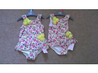 Girls swim suits NEW