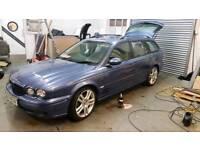 Jaguar x type 2.0 diesel