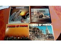 Funk and soul vinyl sale - sampling gold tower of power, wilson picket, gap band, chic, instant funk