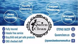 QUEEN CLEAN Carpet/upholstery cleaning - End of tenancy cleaning