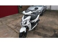 SYM JET4 50cc (Spares or Repair)