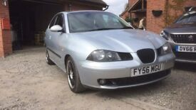 For sale seat ibiza fr 1.9 tdi very quick car cheap to run