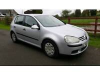 2005 VOLKSWAGEN GOLF 1.6 FSI S *ONE LADY OWNER, FULL SERVICE HISTORY*