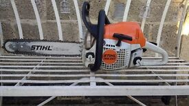 "Stihl chainsaw ms 251 16"" Nov 2014"