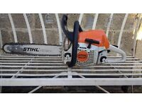 "Stihl chainsaw ms 251 16"" Nov 2014"