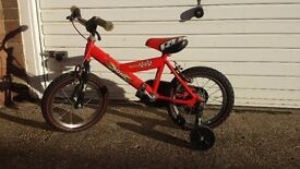 Mini railegh Kids bicycle