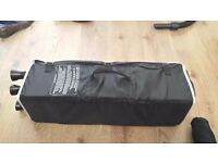 RedKite Travel Cot mint condition from a smoke-free home